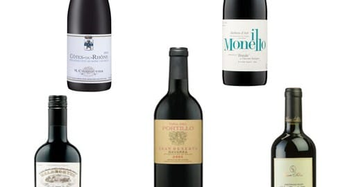 Best Types Of Red Wine