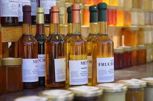 sweet wine types