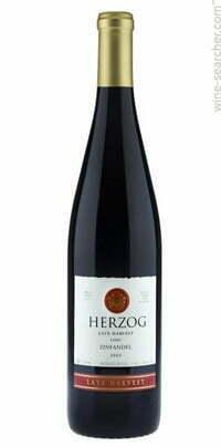 late-harvest wine