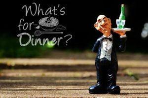 wine for dinner host